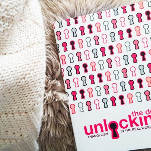 Unlocking the Door book